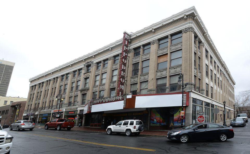Paramount Theater in Springfield, Massachusetts
