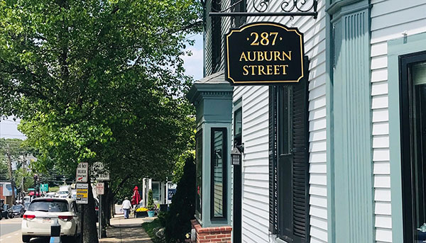Cherrytree Group is located at in the historic building of 287 Auburn St, Newton.