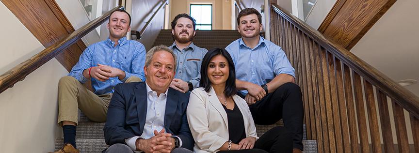 Cherrytree_Group, including the managment team of Warren Kirshenbaun, Melina Ambrosino and Jake Vezga